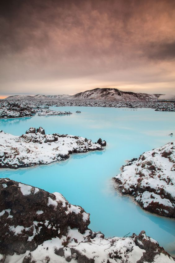 Blue Lagoon - most gorgeous travel destinations in the world