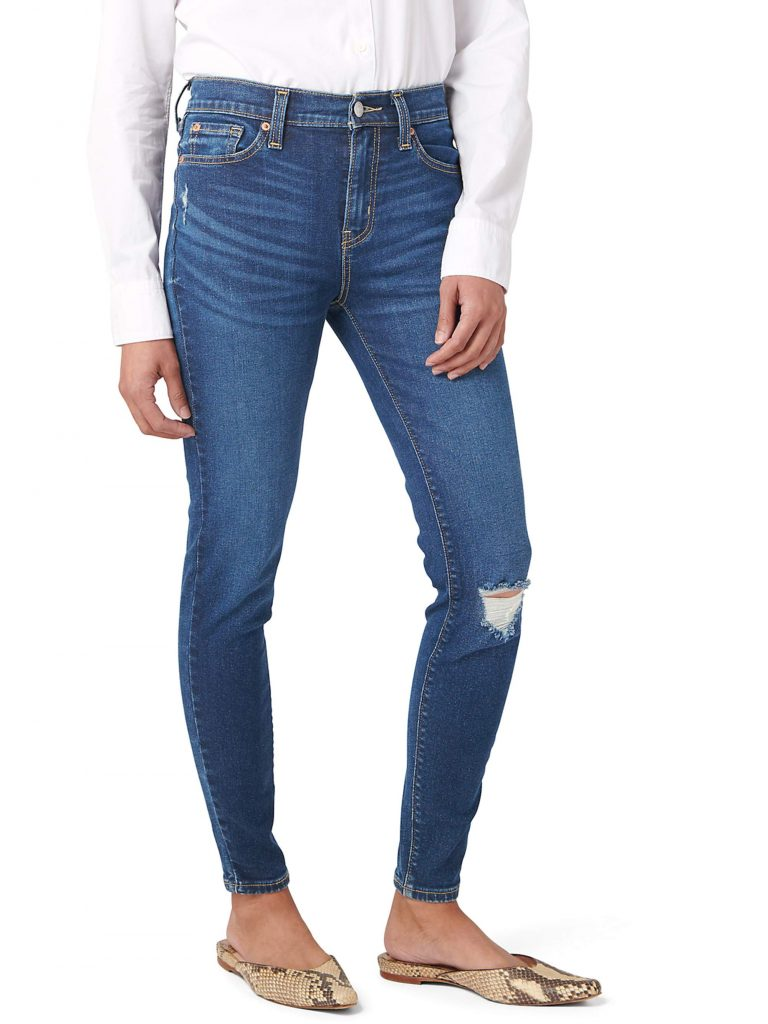 Signature by Levi Strauss & Co. Juniors' High Rise Jeggings
