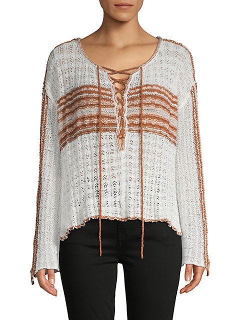 Fall Layers pullover