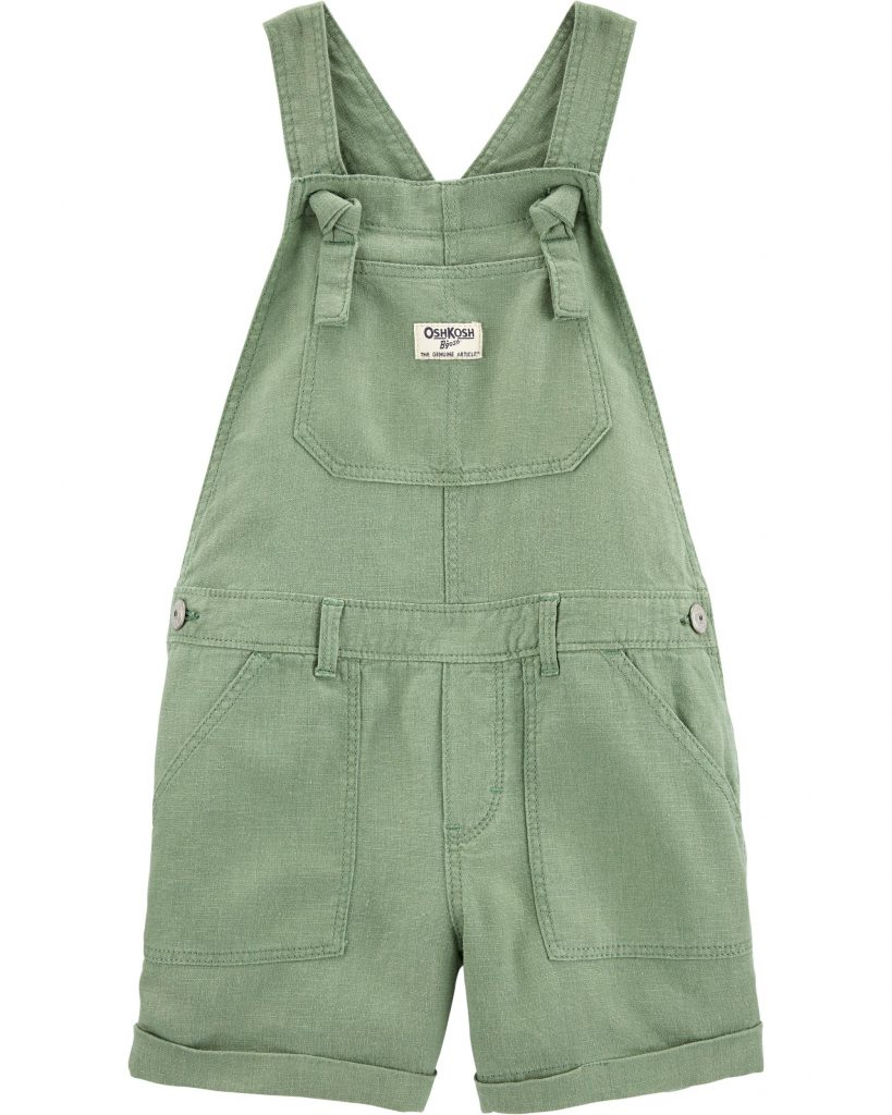 gender neutral picks shortalls