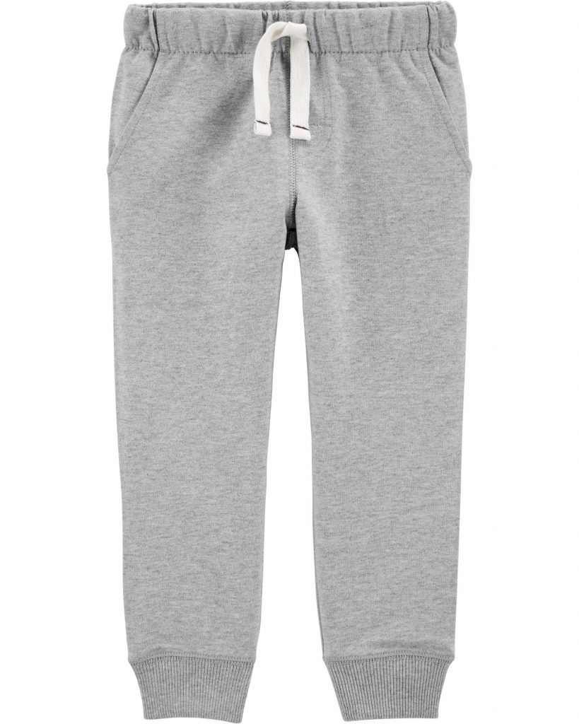 gender neutral picks joggers