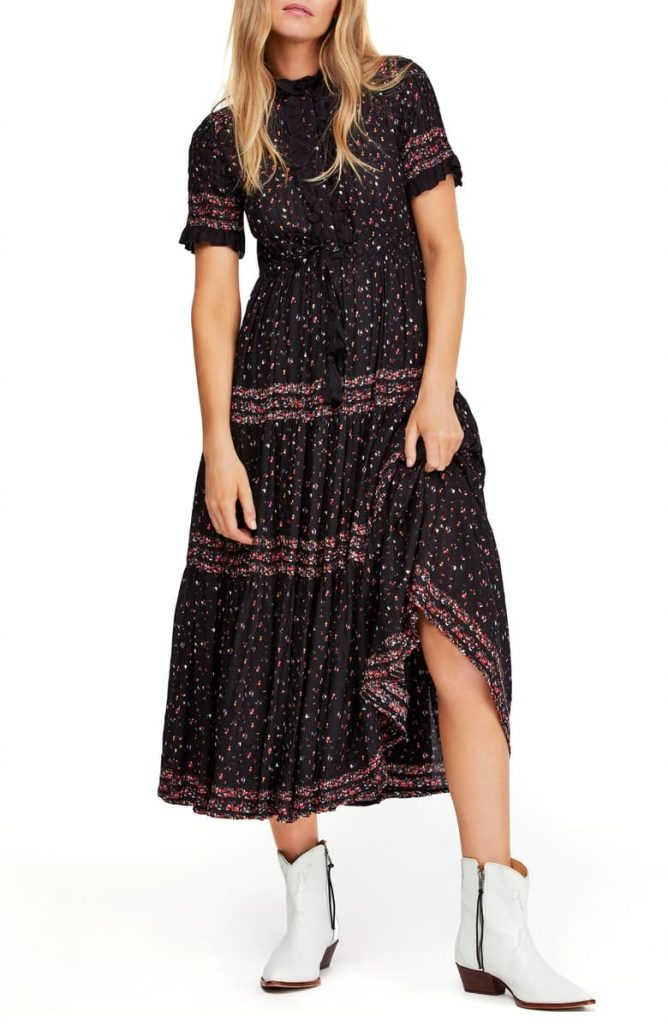 This image has an empty alt attribute; its file name is Rare-Feeling-Pleated-Maxi-Dress-668x1024.jpeg