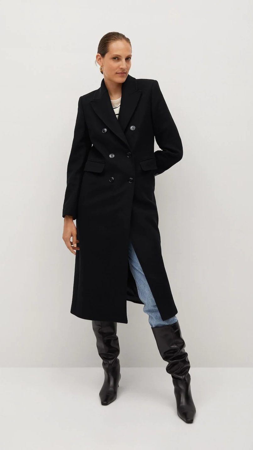 trendy coats for fall