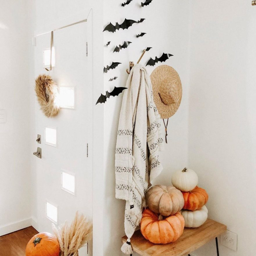 Halloween scary decorations