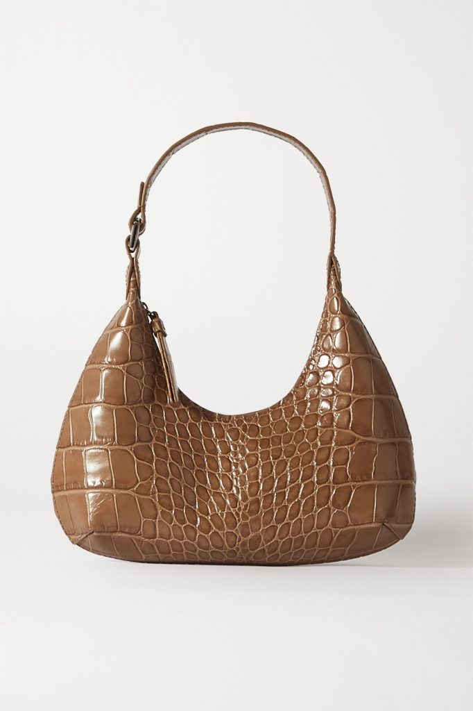 This image has an empty alt attribute; its file name is Amber-Baby-croc-effect-leather-tote-682x1024.jpg