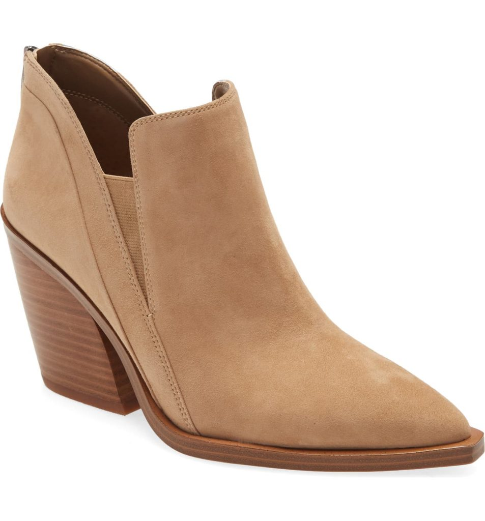 This image has an empty alt attribute; its file name is Gradina-Block-Heel-Bootie-953x1024.jpeg
