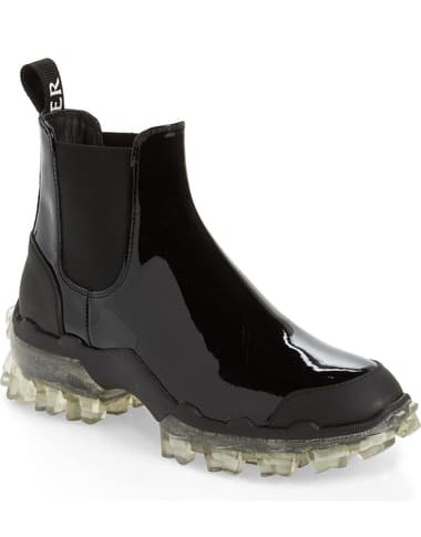 This image has an empty alt attribute; its file name is Hanya-Waterproof-Chelsea-Rain-Boot.jpeg