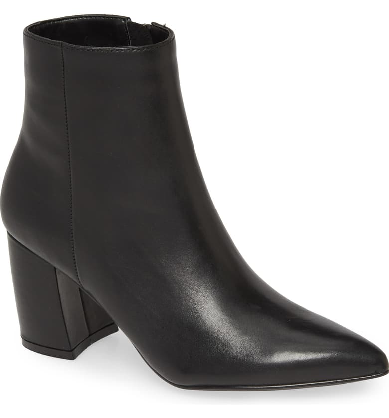 This image has an empty alt attribute; its file name is Nadalie-Pointed-Toe-Bootie-3.jpeg