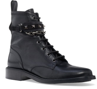This image has an empty alt attribute; its file name is Rockstud-Chain-Combat-Boot.jpg