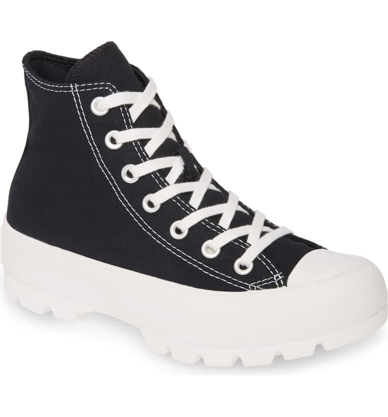 Converse Chuck Taylor® All Star® Lugged High Top Sneaker