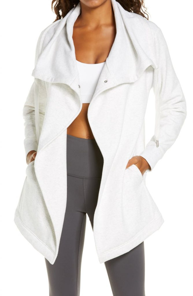 Zella Cozy Wrap Jacket