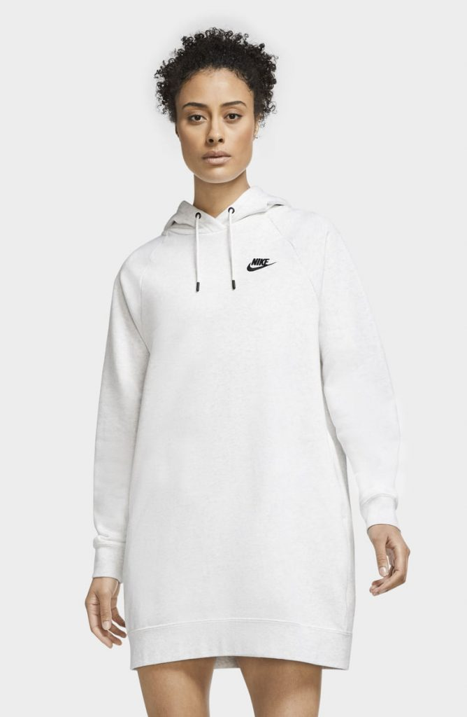 Nike Sweatshirt Dress