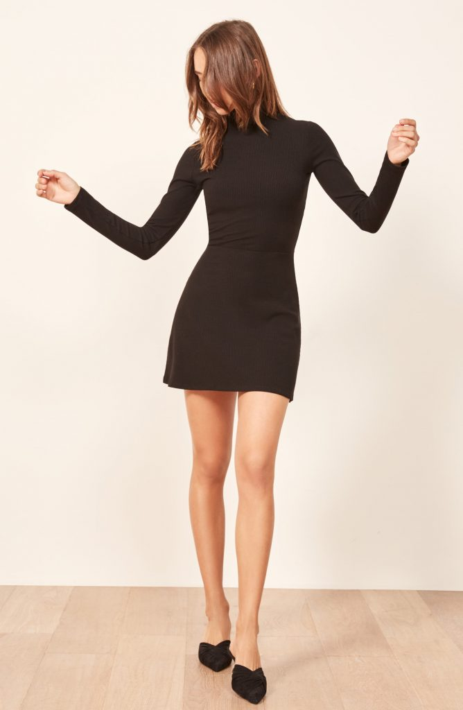 Reformation Body-Con Dress