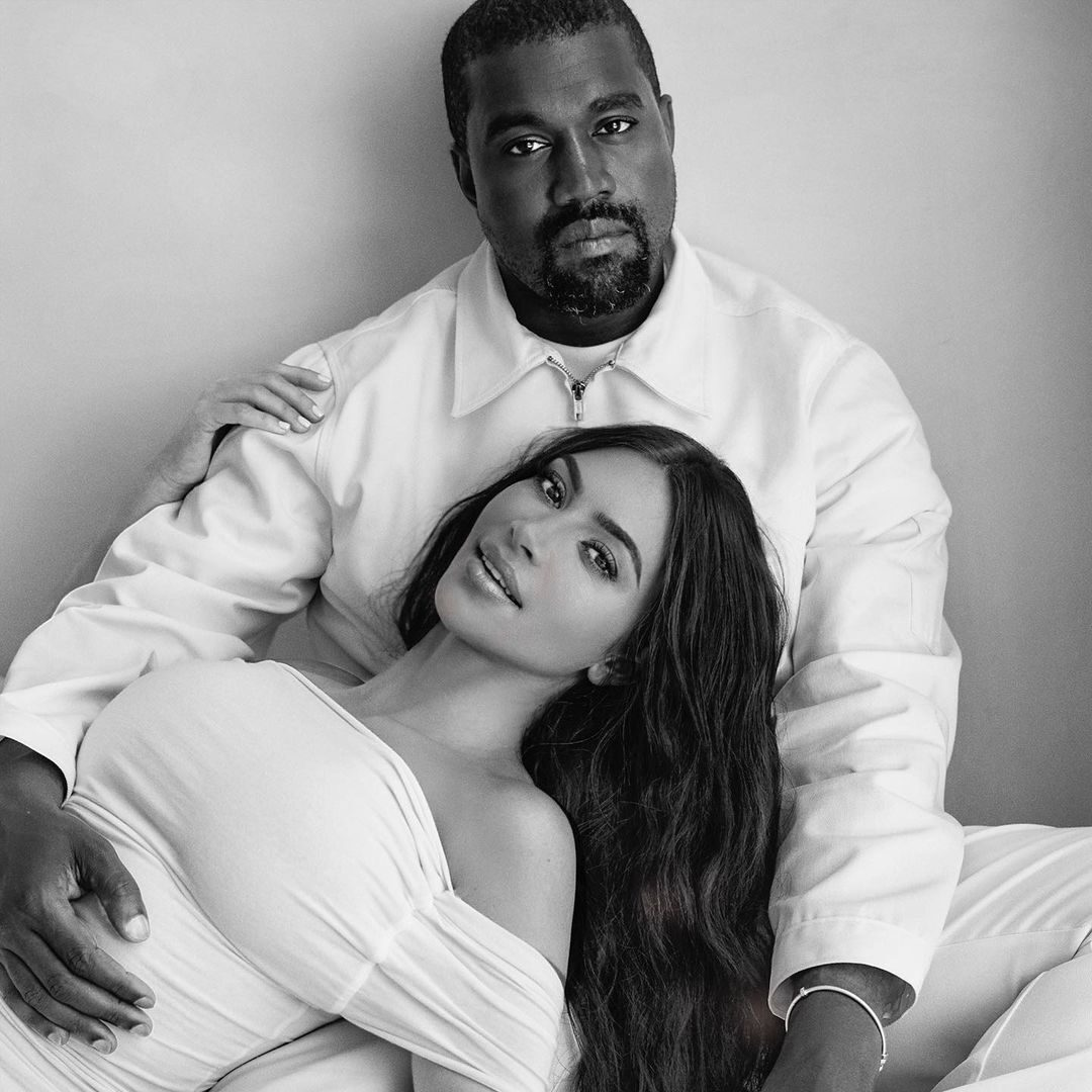 Kim kardashion and kanye west divorce